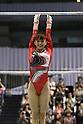 Rie Tanaka (JPN), JULY 2nd, 2011 - Artistic gymnastics : Japan Cup 2011 Women's Team Competition Uneven Bars at Tokyo Metropolitan Gymnasium, Tokyo, Japan. (Photo by YUTAKA/AFLO SPORT) [1040].