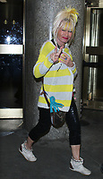 NEW YORK, NY - MARCH 22: Betsey Johnson seen after an appearance on New York Live in New York City on March 22, 2017. Credit: RW/MediaPunch