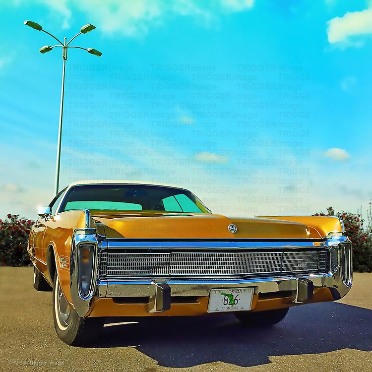 1960's classic American car