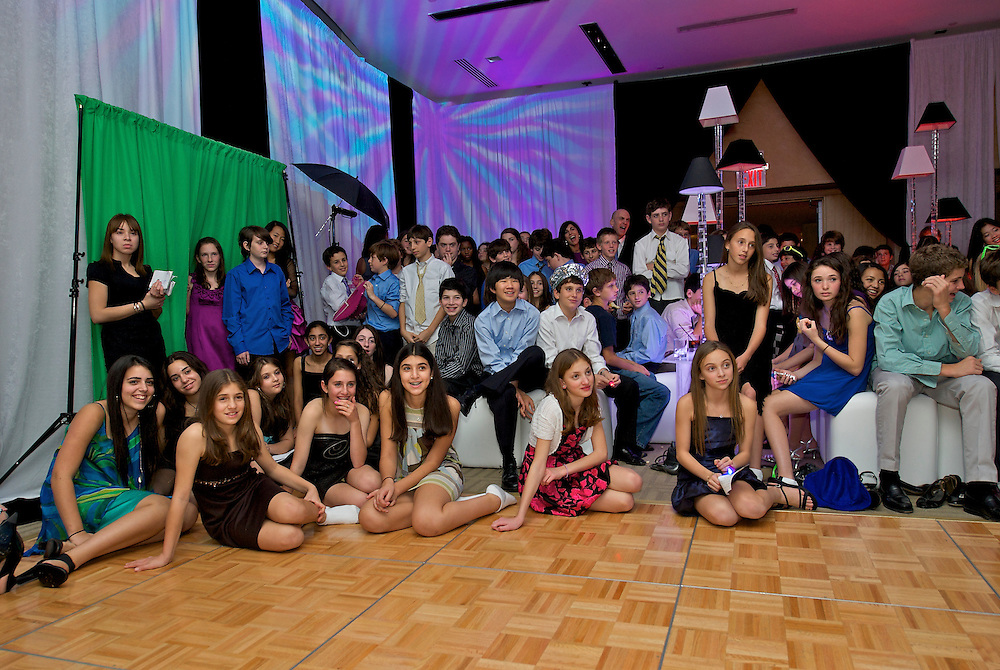 A New York City B'Nai MItzvah