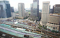 Tokyo Station redevelopment