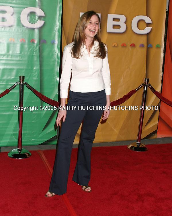 ©2005 KATHY HUTCHINS /HUTCHINS PHOTO.NBC/ UNIVERSAL TELEVISION CRITICS ASSOC.PARTY.UNIVERSAL CITY, CA.JANUARY 21, 2005..JENNA FISCHER
