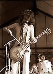 LED ZEPPELIN 1969 Bath Festival