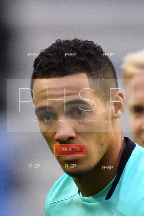 03/12/2016 Sky Bet Championship Wigan Athletic v <br /> Derby County<br /> <br /> Thomas Ince, Derby County FC