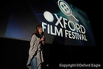 Molly Fergusson at the Oxford Film Festival at the Oxford Studio Cinema, A Malco Theatre, on Thursday, February 4, 2010, in Oxford, Miss.