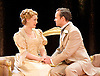 An Ideal Husband by Oscar Wilde<br /> at Festival Theatre Chichester, Great Britain <br /> 25th November 2014 <br /> <br /> directed by Rachel Kavanaugh <br /> <br /> Jemma Redgrave as Mrs Cheveley <br /> Jamie Glover as Lord Goring <br /> <br /> <br /> Photograph by Elliott Franks <br /> Image licensed to Elliott Franks Photography Services