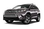 Toyota Highlander Limited Platinum SUV 2017