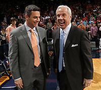 20120225 North Carolina Tar Heels vs Virginia Cavaliers ACC Basketball