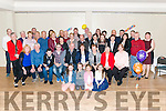 Mary O'Connor from Firies celebrated her 40th birthday surrounded by friends and family in the Torc Hotel, Killarney last Saturday night.