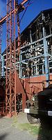 France/DOM/Martinique/ Le François: Friche industrielle de l'ancienne distillerie  de  la  Rhumerie Clément - Domaine de l'Acajou - Rhum Clément