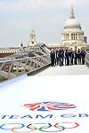 28/03/2011 - BOA Olympic Ambassadors - Tate Modern - London