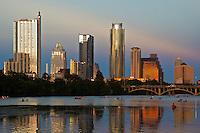 Austin Skyline, Cityscape & Panoramic Stock Photo Image Gallery