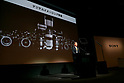 Sony announces midterm business plan for FY2017
