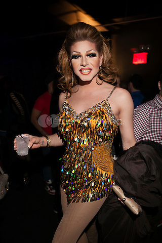 NEW YORK, NY - JANUARY 25: 'Rupaul's Drag Race' Season 5 Premiere Party at XL Nightclub on January 25, 2013 in New York City.  © Diego Corredor/MediaPunch Inc.