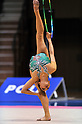 Yuria Onuki(JPN) ,..JULY 25, 2011 - Rhythmic Gymnastics : The Control Series Round 4 during The 31th Rhythmic Gymnastics World Championships 2011 Selection at 2nd Yoyogi Gymnasium, Tokyo, Japan. (Photo by Jun Tsukida/AFLO SPORT) [0003]..