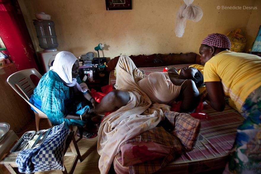 Childbirth in Republic of South Sudan