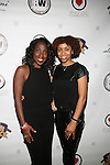 Shawn Outler and Guest at DJ Jon Quick's 5th Annual Beauty and the Beat: Heroines of Excellence Awards Honoring AMBRE ANDERSON, DR. MEENA SINGH,<br />