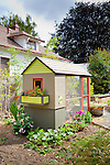 The Chicken Coop at Janie Lowe and Ginnie Young in North Portland.