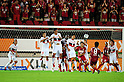 Takuya Nozawa (Antlers), SEPTEMBER 18, 2011 - Football / Soccer : Takuya Nozawa #8 of Kashima Antlers takes a free kick during the 2011 J.League Division 1 match between Kashima Antlers 1-1 Nagoya Grampus Eight at Kashima Soccer Stadium in Ibaraki, Japan. (Photo by AFLO)