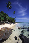 Amuri Beach, Aitutaki, Cook Islands<br />