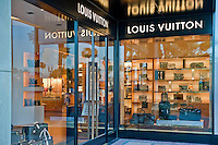 Louis Vuitton, Palm Desert, CA, The gardens, El Paseo Drive, specialty retail