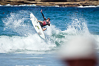 The 2011 Boost Mobile Surf Sho is Australia's premier aerial surfing competition. The event was held at Bondi Beach on the 11-13 March 2011. Taj Burrow in action.