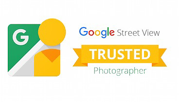Google Street View Trusted Photographer Logo