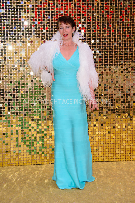 www.acepixs.com<br /> <br /> June 29 2016, London<br /> <br /> Celia Imrie arriving at the World Premiere of 'Absolutely Fabulous: The Movie' at the Odeon Leicester Square on June 29, 2016 in London, England<br /> <br /> By Line: Famous/ACE Pictures<br /> <br /> <br /> ACE Pictures Inc<br /> Tel: 6467670430<br /> Email: info@acepixs.com<br /> www.acepixs.com