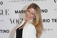 Maria Leon at Vogue December Issue Mario Testino Party