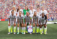 USWNT vs Haiti, September 20, 2015