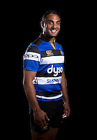 Dan Bowden - Bath Rugby poses for a portrait at a Bath Rugby photocall. Bath Rugby Media Day on August 24, 2016 at Farleigh House in Bath, England. Photo by: Rogan Thomson / JMP / Onside Images