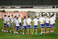 Lionel Messi of Argentina with his team mates during training