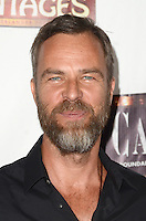 HOLLYWOOD, CA - JULY 20: JR Bourne at the opening of 'Cabaret' at the Pantages Theatre on July 20, 2016 in Hollywood, California. Credit: David Edwards/MediaPunch
