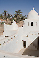 Ghadames, Libya - Sufi Mosque