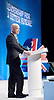 Conservative Party Annual Conference, Manchester, Great Britain <br /> 2nd - 5th October 2011 <br /> <br /> The Right Honourable<br /> William Hague <br /> MP<br /> First Secretary of State<br /> Secretary of State for Foreign and Commonwealth Affairs<br /> Photograph by Elliott Franks