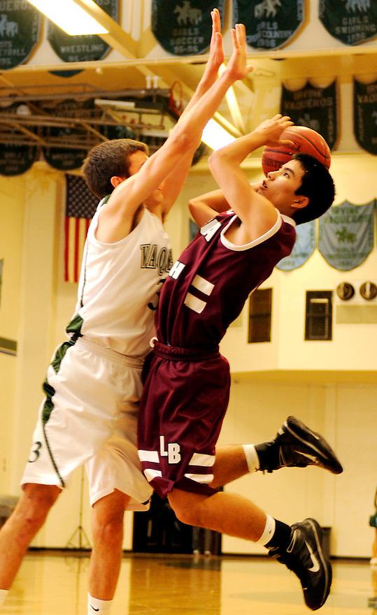 Laguna Beach High School Basketball