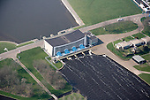 Stavoren - J.L. Hooglandgemaal - Luchtfoto's | Aerial Pictures