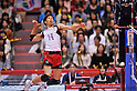 Tatsuya Fukuzawa (JPN),.JUNE 2, 2012 - Volleyball : FIVB the Men's World Olympic Qualification Tournament for the London Olympics 2012, between Japan 3-0 Venezuela at Tokyo Metropolitan Gymnasium, Tokyo, Japan. (Photo by Jun Tsukida/AFLO SPORT) [0003].