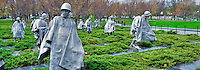 Washington DC: Korean War Veterans Memorial CGI Backgrounds, ,Beautiful Background