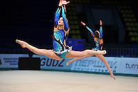 "Belarus senior group performs at 2011 World Cup Kiev, ""Deriugina Cup"" in Kiev, Ukraine on May 06, 2011."