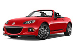 Mazda MX-5 Miata Club Auto Convertible 2015