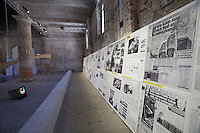 "13th Biennale of Architecture..Arsenale..Herzog & De Meuron, ""Elbphilharmonie""."