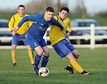 Clare V Roscommon Soccer 18-12-16