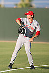 Luca Panerati - AZL Reds - 2010 Arizona League.Photo by:  Bill Mitchell/Four Seam Images..