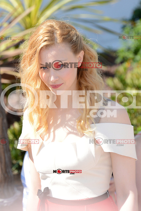 """Sarah Gadon attending the """"Cosmopolis"""" Photocall during the 65th Annual Cannes International Film Festival in Cannes, France, 25.05.2012...Credit: Timm/face to face /MediaPunch Inc. ***FOR USA ONLY***"""
