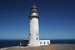 Lighthouse at West San Benitos Island