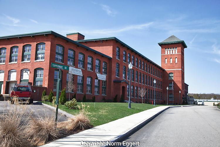 Tupperware Rhode Island Factory