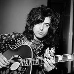 Led Zeppelin 1970 Jimmy Page