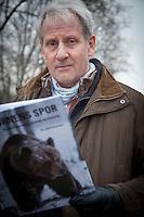 Ole Jakob Sørensen har gitt ut boka I bjørnens spor etter mer enn 30 års forskning på bjørn.