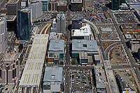 aerial photograph Foundry Square Transbay San Francisco, California